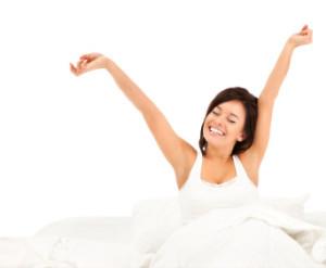 Genoeg en goed slapen