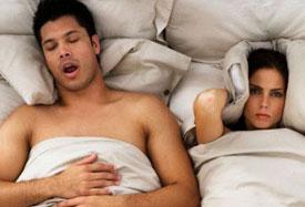 Het behandelen van een slaapstoornis